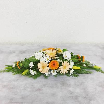 フラワーアレンジメント 生花 ホリゾンタル