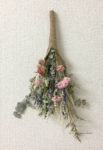 ドライフラワー 花束 壁飾り