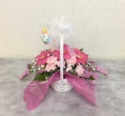 母の日 生花 フラワーアレンジメント教室 大阪